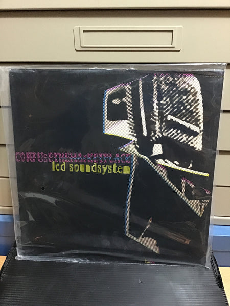 LCD Soundsystem - Confuse The Marketplace 12""