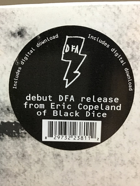 "Eric Copeland - Masterbater 12"" / Very Limited DFA Debut"