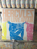 Hercules & Love Affair - Hercules & Love Affair CD - EMI UK promo only