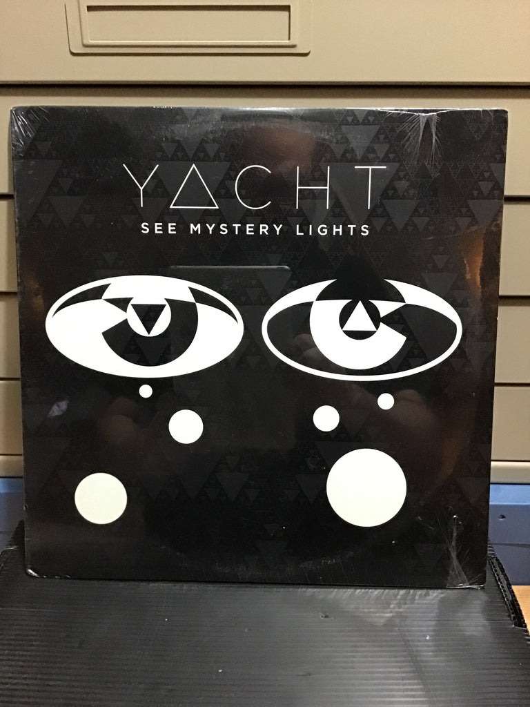 YACHT - See Mystery Lights LP