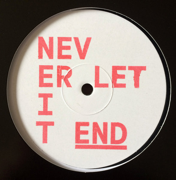 Museum Of Love - Never Let It End