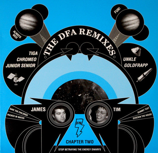 The DFA Remixes Chapter 2 (2xLP)