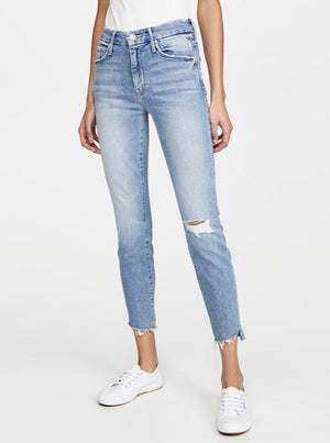 High Rise Skinny Jeans