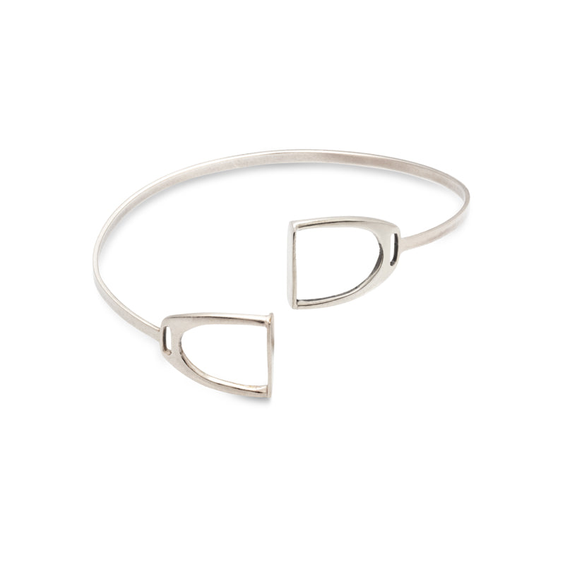 Two Stirrups Bangle
