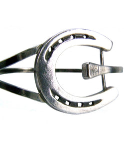 Big Horseshoe Bangle