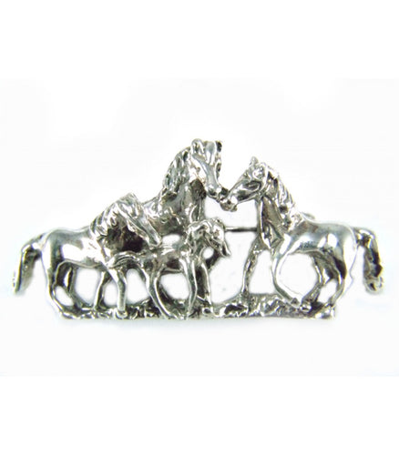Herd Brooch