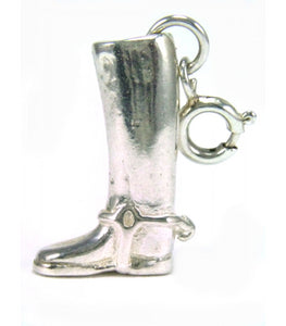 Riding Boot Charm