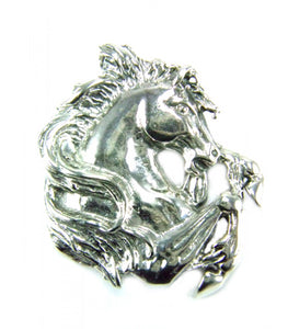 Long Maned Horse Pendant