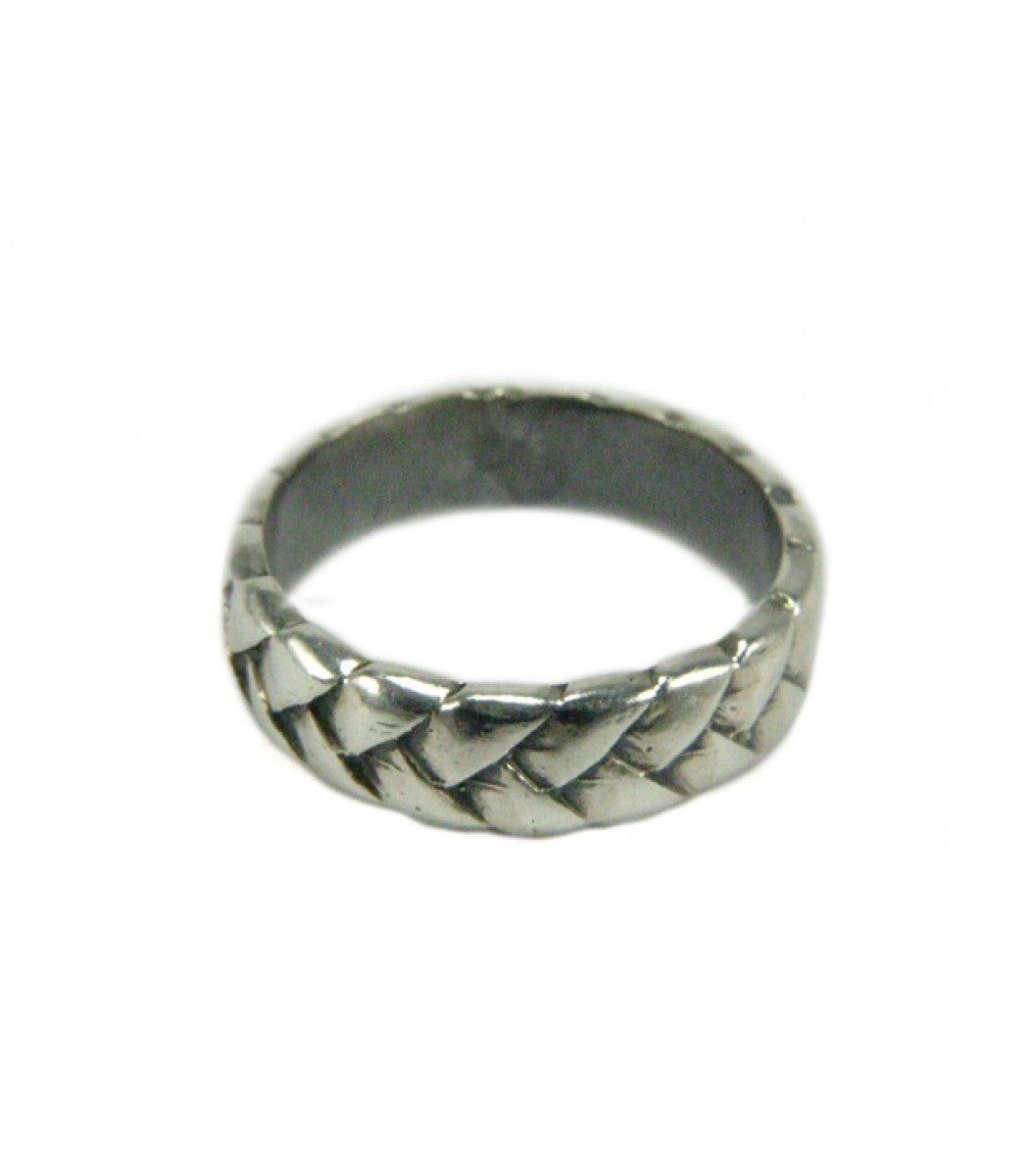 Plaited Ring
