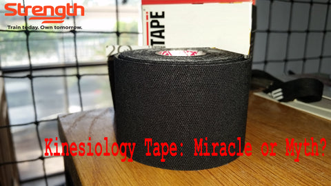 image of a leading brand of kinesiology tape