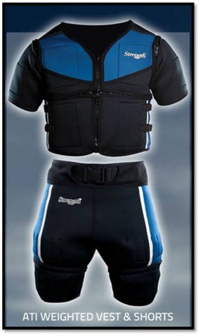Strength Weighted Suit - Blue