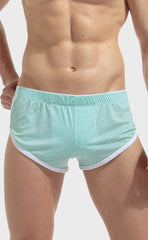 Men's Breathable Mesh Micro Boxer Shorts