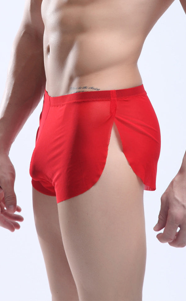 Men's Breathable Micro Boxer Shorts