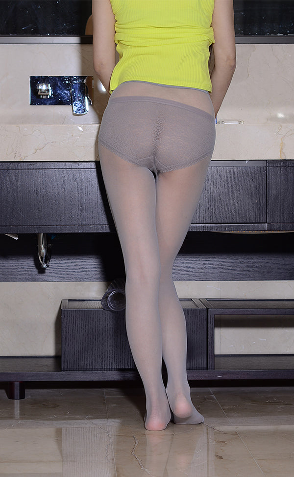 3D Lycra Seamless Pantyhose with Toes