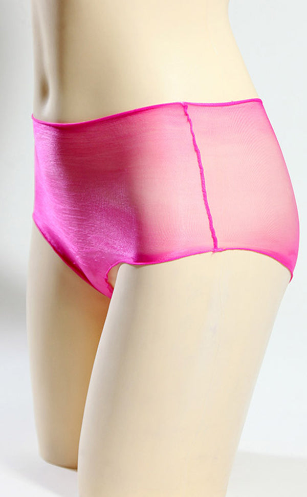 Sheer Seamless Unisex Briefs
