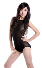 Unisex Seamless Sleeveless Bodysuit