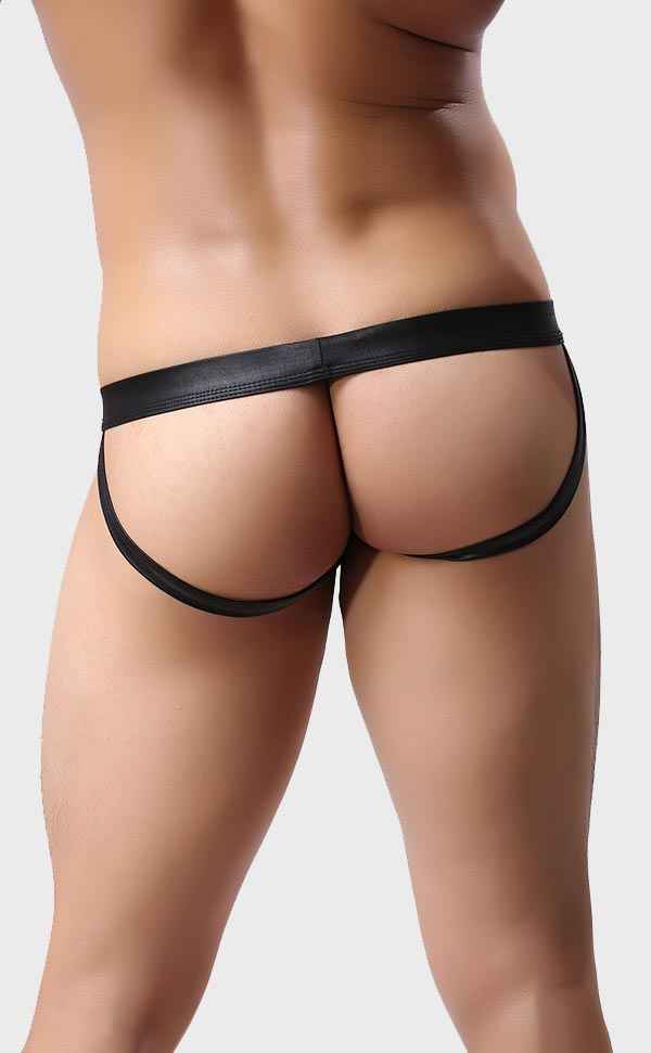 Men's Sexy Mesh See Through Jockstrap