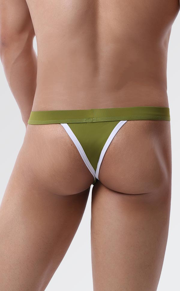 Sexy Low Waist G-Strings for Men