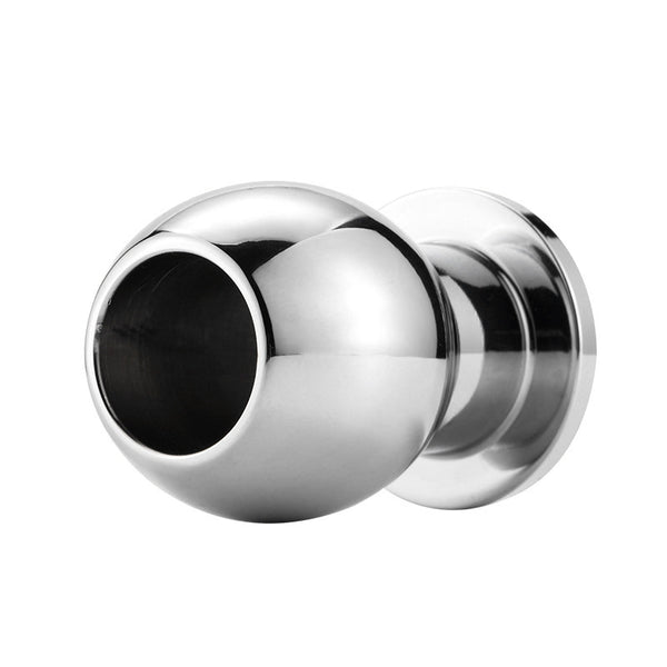 3 Size Compact Stainless Steel Butt Plug