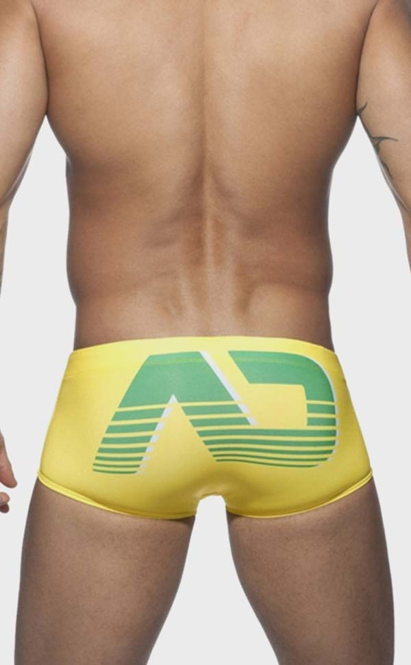 Printing Swim Trunks with Sponge Pad