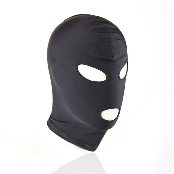 Spandex Mask Open Mouth and Eye