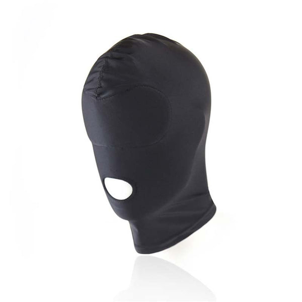 Spandex Mask Open Mouth