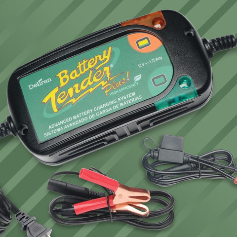 Battery Tender Plus 5A Power Tender Series