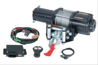 Quadrax 3600 LB Winch w/ Wireless Remote