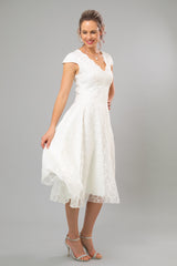 Innocence Wedding Dress - For the Understated Bride