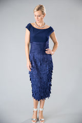 Party Dress - Midnight Blue