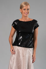 Lucinda Top - Black