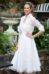 Jasmine Lace Dress - For the Understated Bride