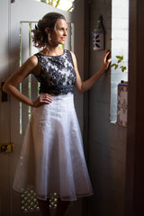 Monte Carlo Wedding Dress - For the Understated Bride