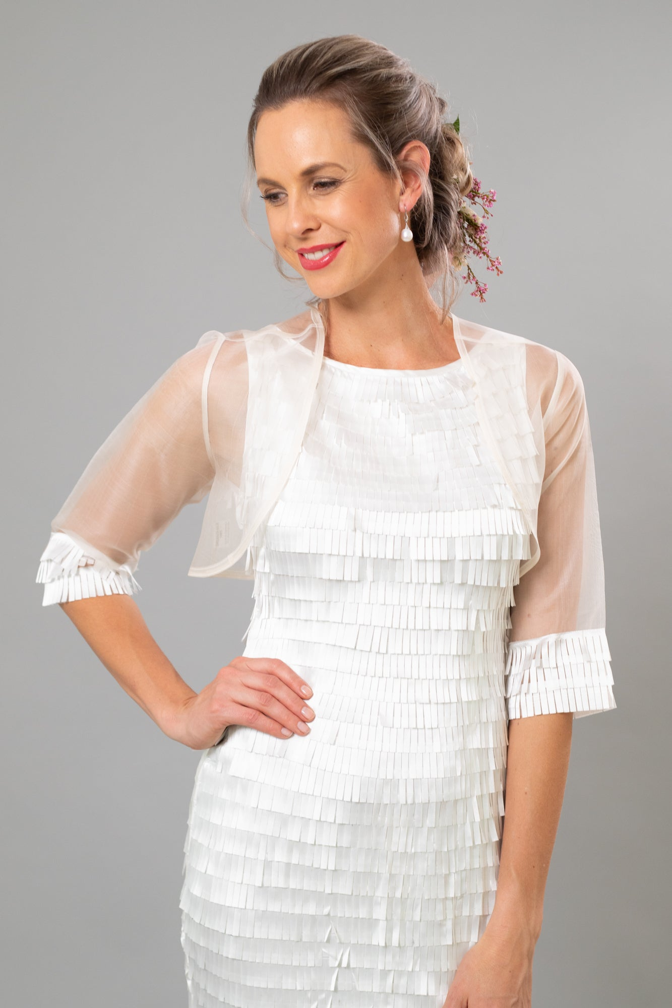 Party Bolero - For the Understated Bride