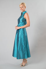 Wrap Dress - Teal