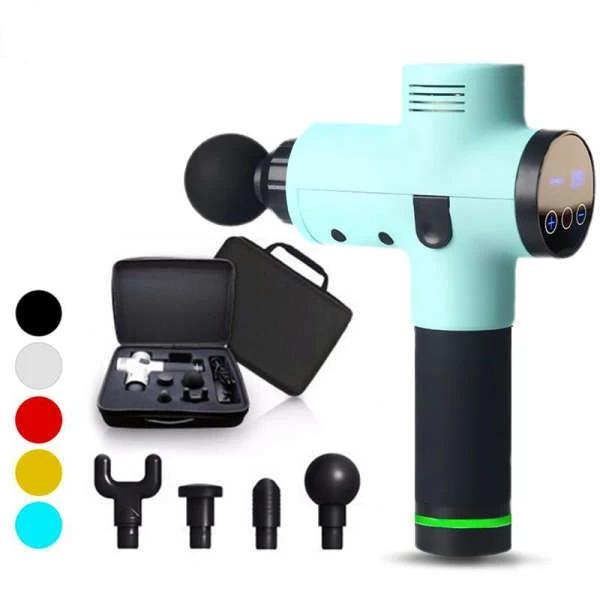 massage gun couleur