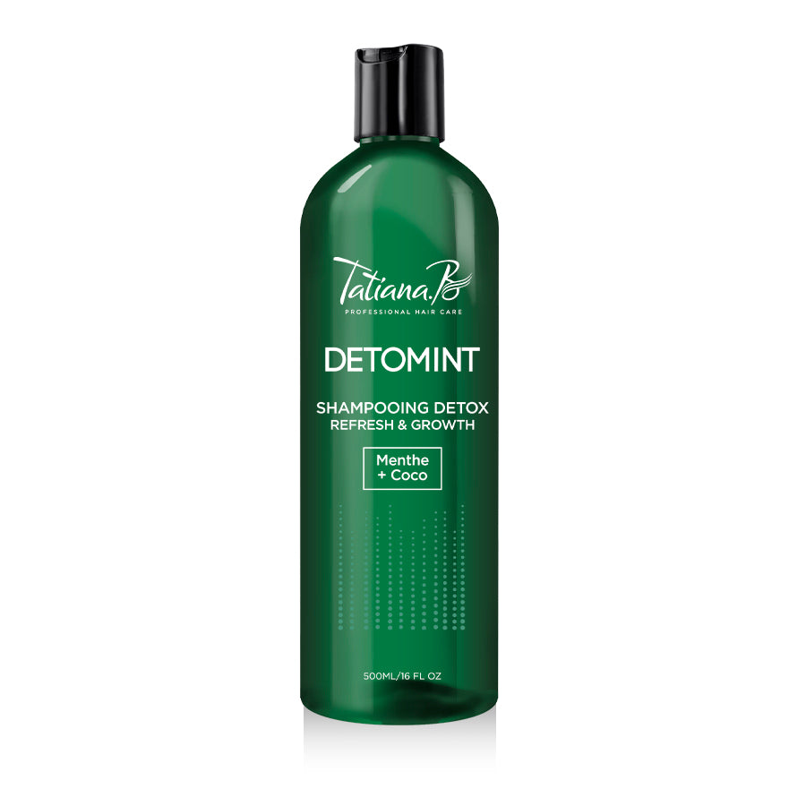 SHAMPOO DETOX REFRESH & GROWTH