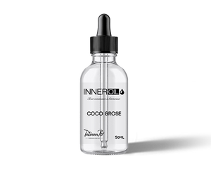 INNER  - Oil coco & rose -  HUILE Pré-Shampoing
