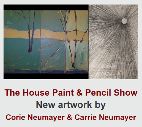 New work by Corie & Carrie Neumayer