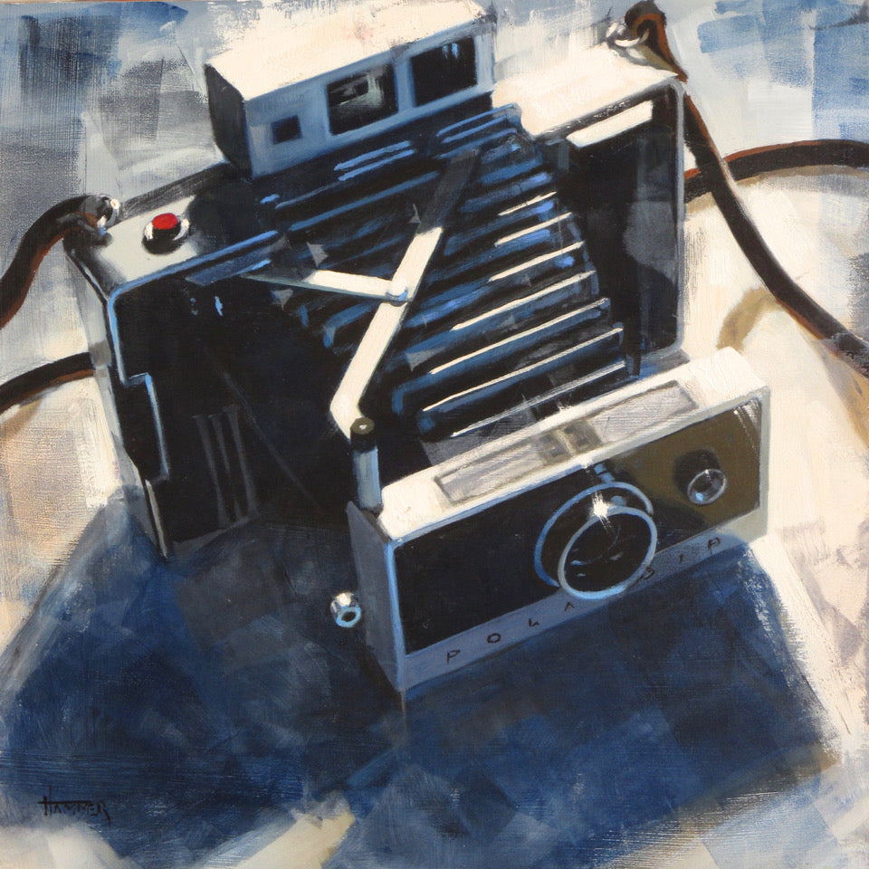 1963 Polaroid Camera - PYRO Gallery
