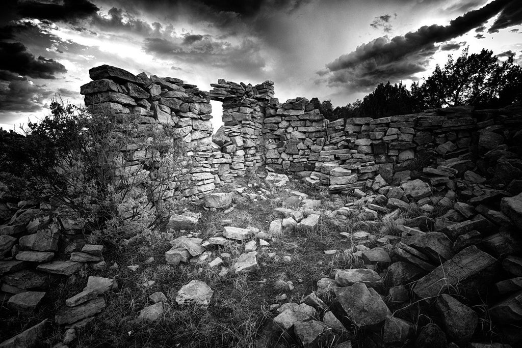 Cattle Ranch Ruins - PYRO Gallery