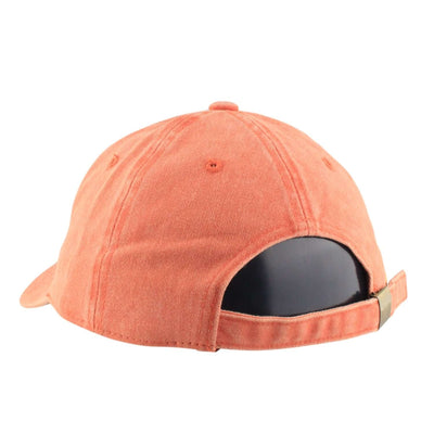 1850 1850 Orange San Francisco Quick Washed Orange/Orange Slouch Strapback