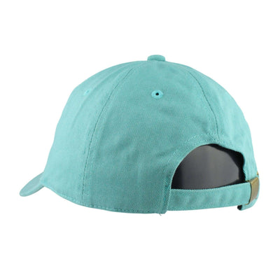 1850 1850 Yellow California State Teal/Teal Slouch Strapback