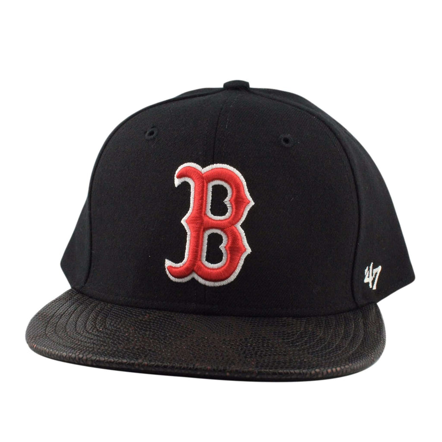 47 Boston Red Sox Constrictor Black Assorted Snapback a8d5f2bca04