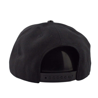 '47 Chicago Bulls Shinedown Black/Black Snapback