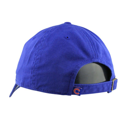 '47 Chicago Cubs Clean Up Royal Blue/Blue Slouch Strapback