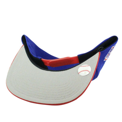 '47 Chicago Cubs Sure Shot Two Tone Captain Blue/Red Snapback