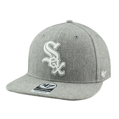 '47 Chicago White Sox Emery Captain Navy/Navy Snapback