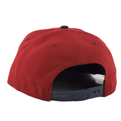 '47 Cleveland Cavaliers Sure Shot Two Tone Maroon/Blue Snapback