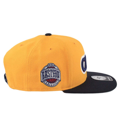 '47 Cleveland Cavaliers Sure Shot Two Tone Yellow/Blue Snapback